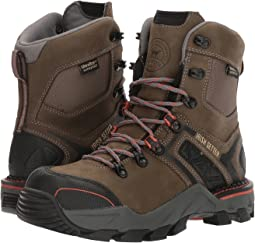 "Irish Setter Crosby 8"" Waterproof Hiker"
