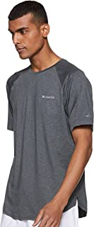 Columbia Men's Tech Trail II Short Sleeve Crew Tees And T-Shirts