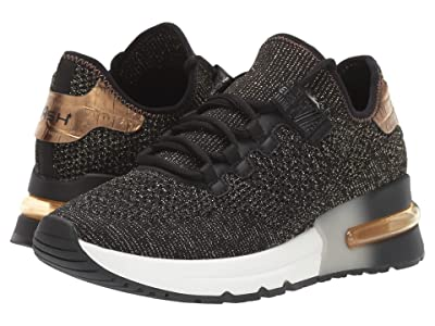 ASH Krush Bis (Black/Gold) Women