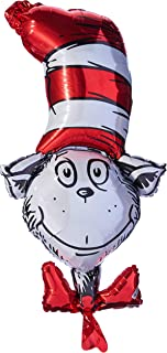 Anagram 34682 Dr. Seuss Cat In The Hat Foil Balloon, 42