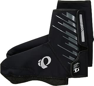 Pearl iZUMi Elite Softshell Shoe Cover, Black, Large