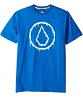 Volcom Kids - Sludge Short Sleeve Tee (Big Kids)