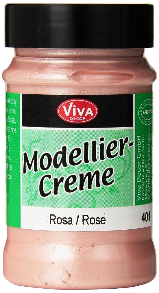 Viva Decor 90gm Modeling Creme, Rose