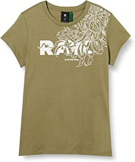 G-STAR RAW Sq10686tee Shirt Camiseta para Niñas