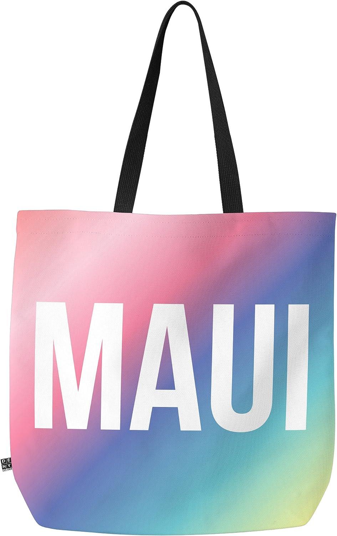 Deny Designs Maui Carry All Tote Bag, 18  x 16