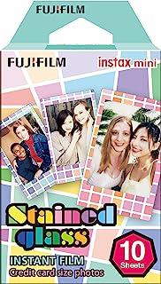 Fujifilm Instax Mini Stained Glass Film - 10 Exposures