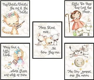 Best nursery rhyme nursery decor Reviews