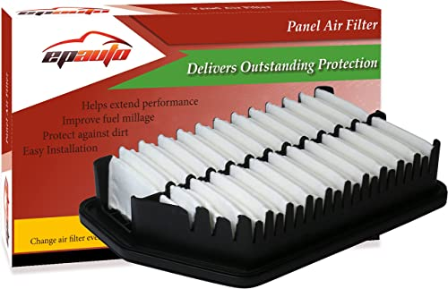 2021 EPAuto GP281 (28113-3X000) Replacement new arrival for Hyundai/Kia Extra Guard Panel Engine Air Filter new arrival for Elantra (2011-2016), Forte (2014-2017) online sale