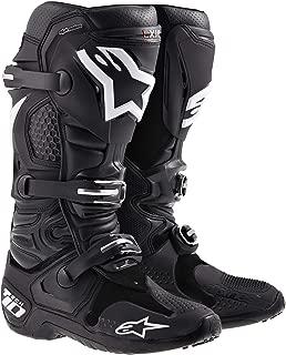 Alpinestars Tech 10 Men's Black Motocross Boots - 9