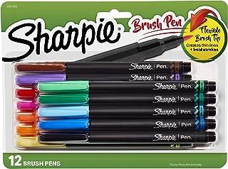Best sharpie brush tip pens Reviews