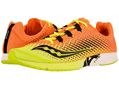 Saucony Type A9 (Citron/Orange) Men