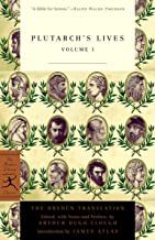 a volume of plutarch's lives