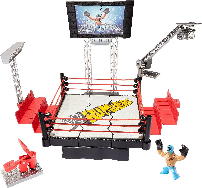 bajo precio del 40% WWE - Juego de construcción para Niños (Mattel (Mattel (Mattel Y0022)  primera vez respuesta