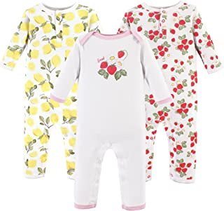 Unisex Baby Cotton Coveralls and Union Suits
