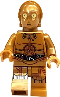 Lego Star Wars Minifigur C-3PO out of set 75136 (sw700)