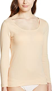 [グンゼ] インナーシャツ CFA さわやか綿100% 長袖 日本製 CB3246 レディース