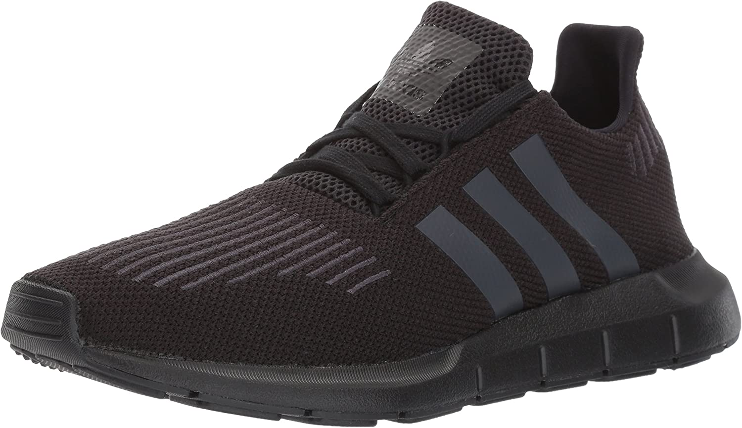 Adidas Originals Men's Swift Run, Black Utility Black Black, 4.5 Medium US