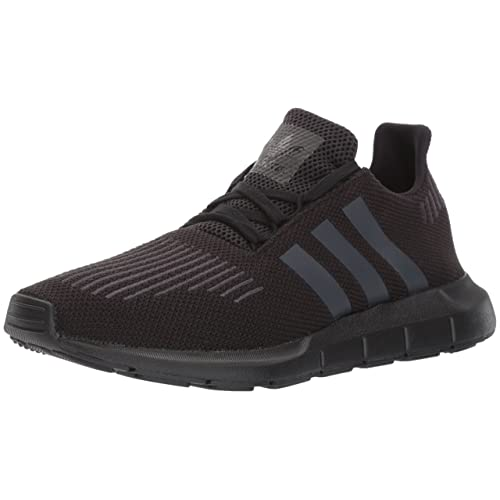 factory price d19d3 a20a2 adidas Originals Men s SWIFT RUN Shoes,BLACK UTILITY BLACK BLACK,9 Medium