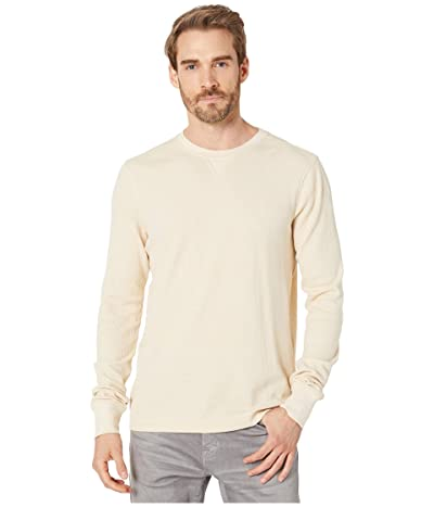Toad&Co Framer Dos Long Sleeve Crew (Oatmeal) Men