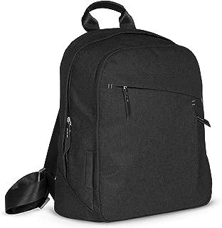 UPPAbaby Changing Backpack - JAKE (black/black leather)