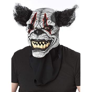 California Costumes Last Laugh the Clown Ani-Motion Mask