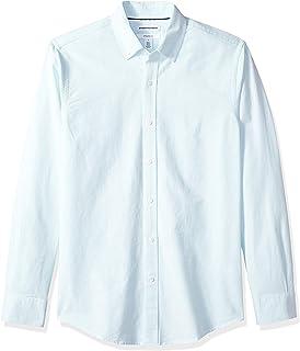 CamisetaRosa fit Amazon blancoS shirts Short Essentials Slim Stripe Crewneck T sleeve QCxrdoeWB