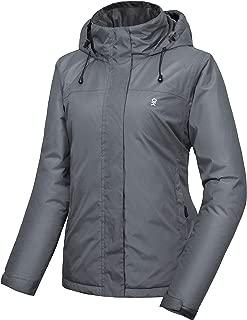 Women's Waterproof Ski Jacket Warm Winter Windproof Mountain Snow Rain Coat