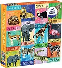 Painted Safari 500 Piece Family Puzzle