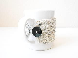 Crochet Mug Cozy, Tea Cup Sweater, Coffee Cozy