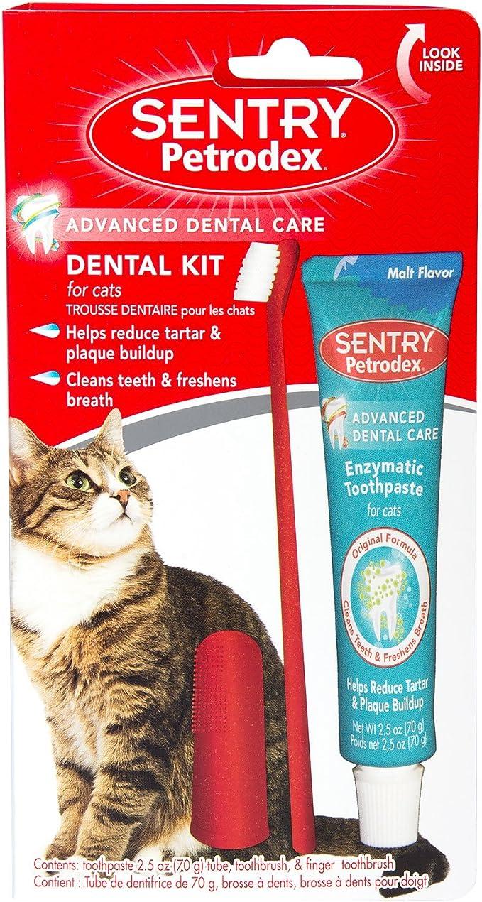 Petrodex Dental Kit for Cats