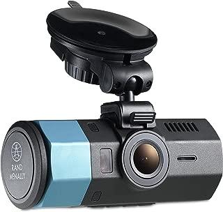 Máy thâu hình đặt trên xe ô tô – Rand McNally Dash Cam 100 Vehicle Overhead Video, Black