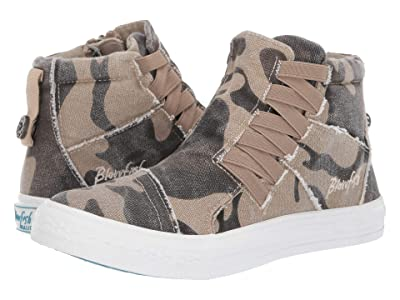 Blowfish Koala (Natural Camoflauge Canvas) Women