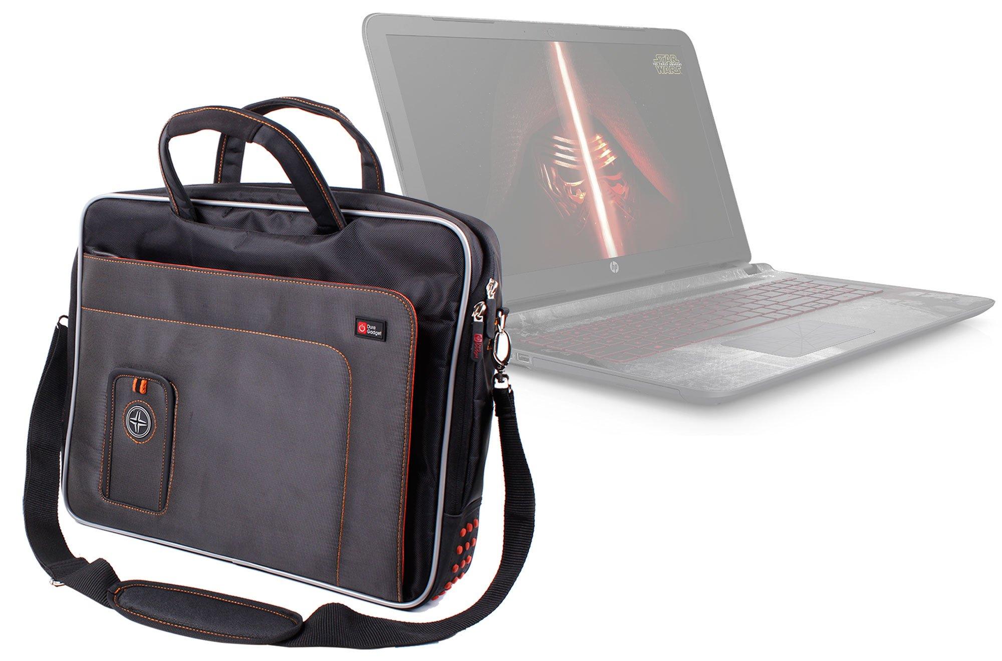 Caja ultra resistente para ordenador Winnovo vanbook V143 y HP Stream 14-ax018nf Ultrabook portátil 14
