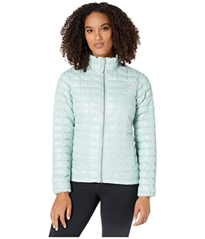The North Face ThermoBalltm Eco Jacket (Blue Frost) Women