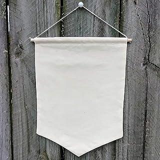 Blank Wall Banner - Muslin