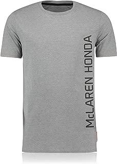 Honda MCLAREN Vertical Print T-Shirt Mens