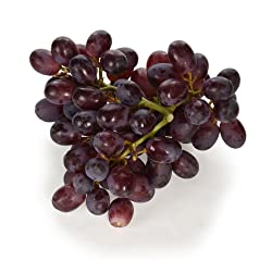 Curious Red Seedless Grapes, 500 g