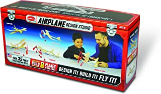 Guillow Airplane Design Studio with Travel Case Building Kit