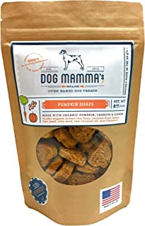 Dog Mammas Organic Treats PRESERVATIVES