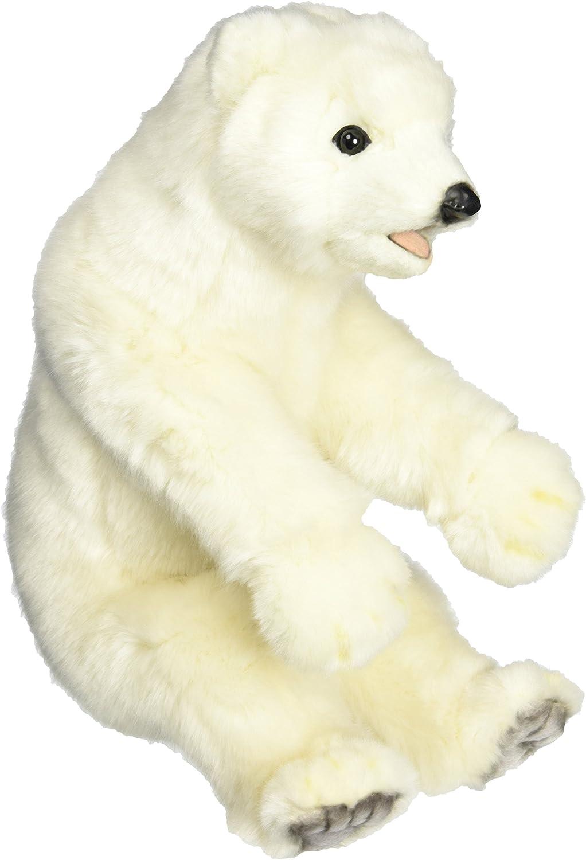 calidad de primera clase Hansa Baby Polar Polar Polar Bear Plush  Con precio barato para obtener la mejor marca.