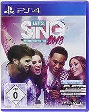 Let's Sing 2018 met Duitse hitte