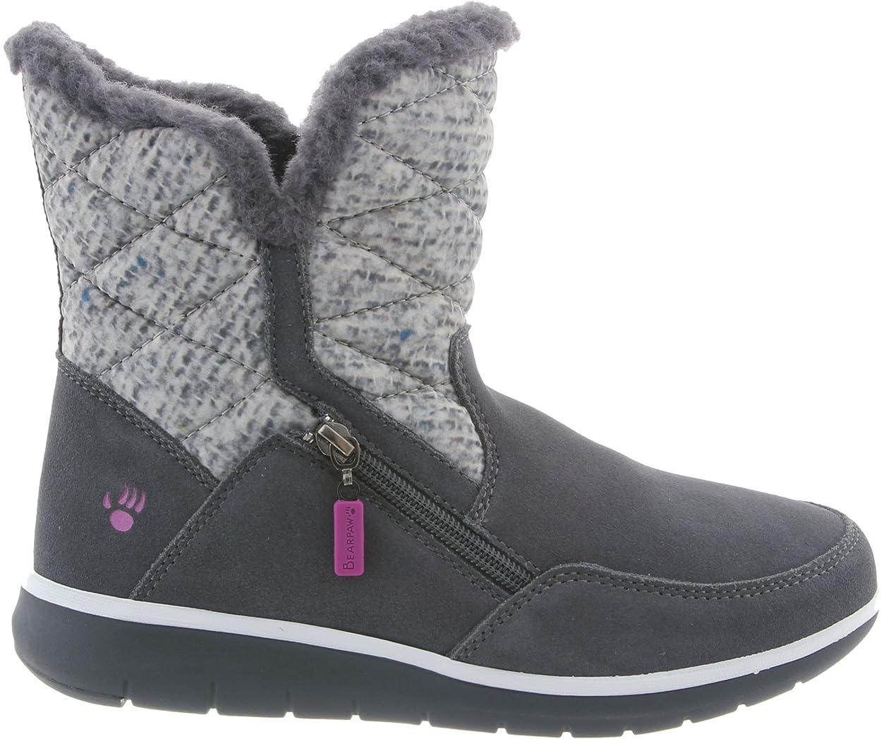 回答しわ同じ[ベアパウ] レディース ブーツ&レインブーツ Women's Katy II Winter Boots [並行輸入品]