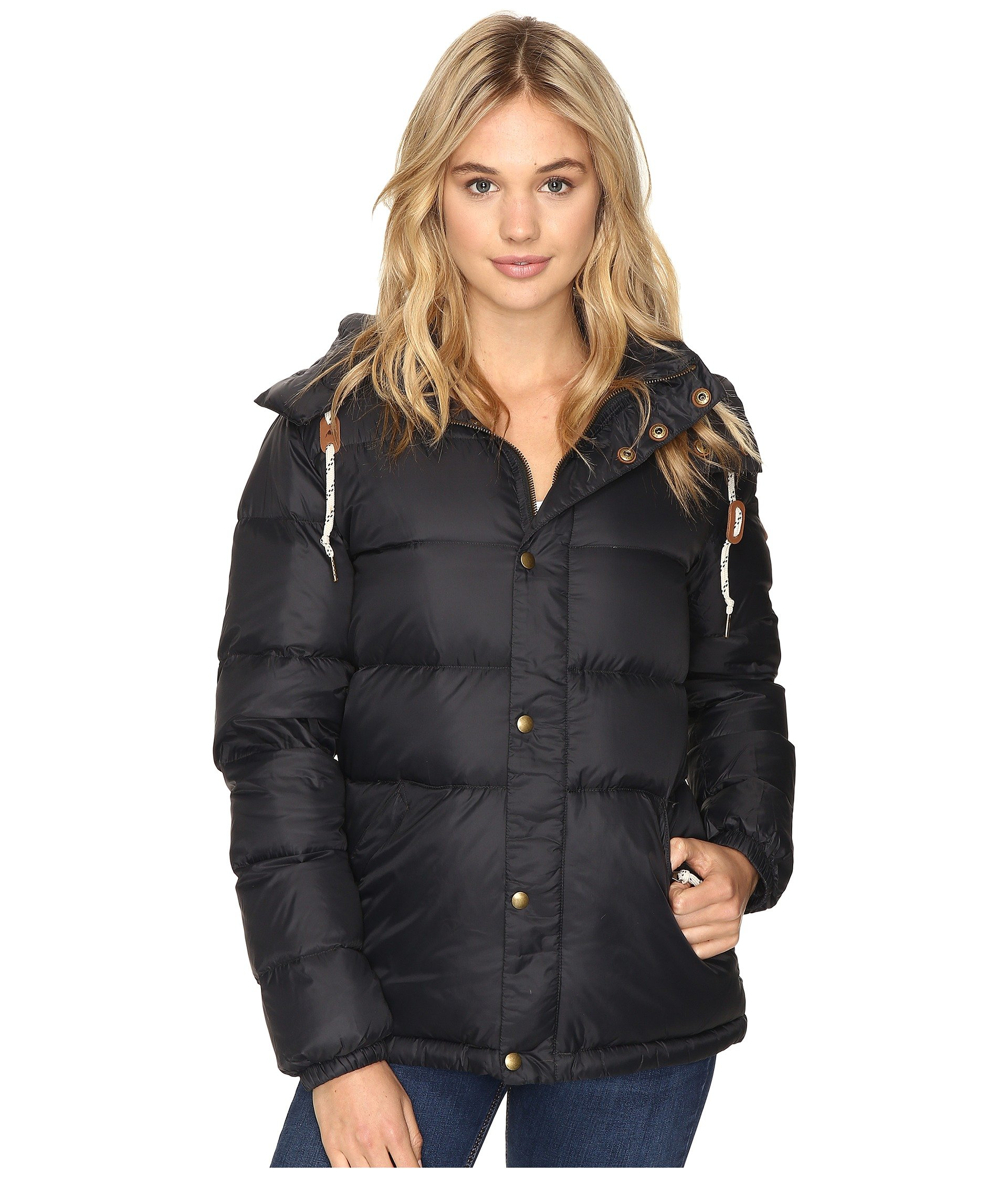 HERITAGE PUFFY JACKET