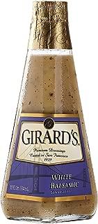 Girard's White Balsamic Vinaigrette Dressing, 12 Ounce