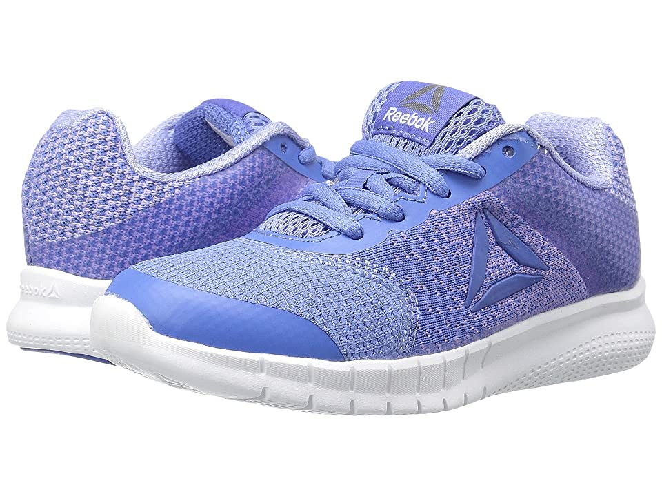 Reebok Kids Instalite Run (Little Kid/Big Kid) (Lilac Shadow/Lilac Glow/Electric Flash) Girls Shoes