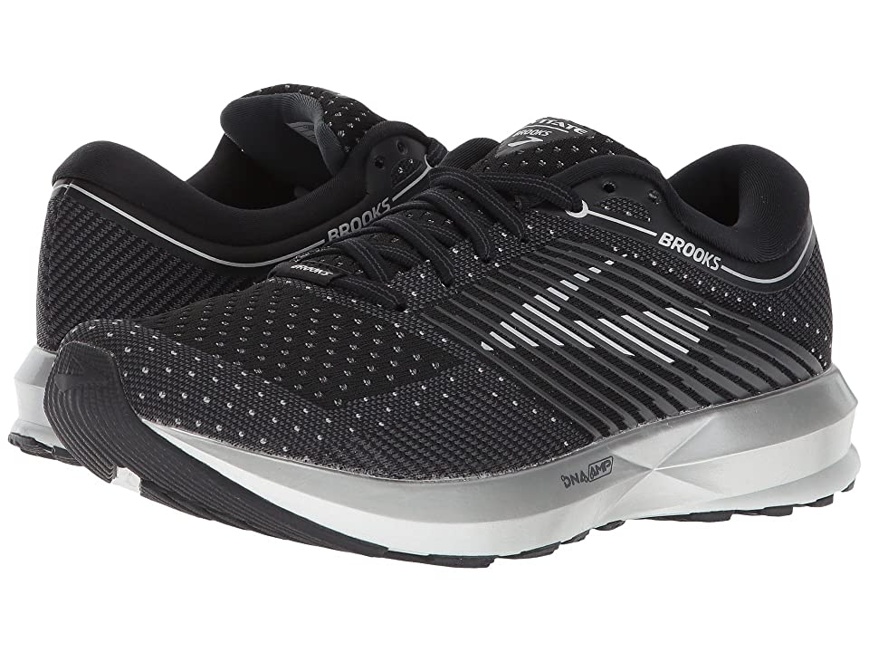Brooks Levitate (Black/Ebony/Silver) Women