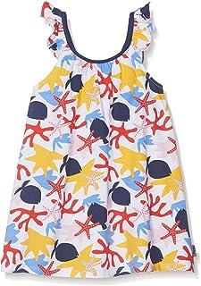 150b36319 Tuc Tuc Vestido Punto Estampado Niña Arrecife de Coral, Bebés