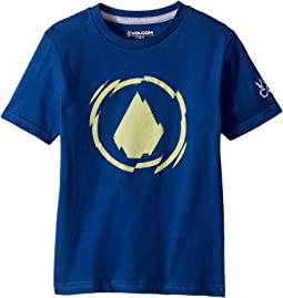 Volcom Kids Shatter Short Sleeve Tee (Toddler/Little Kids)
