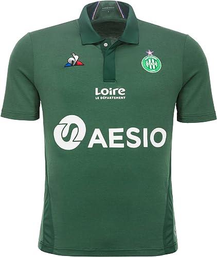 Le Coq Sportif Maillot Domicile Junior ASSE 2018 19
