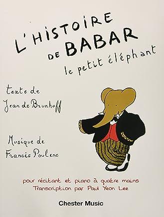 Lhistoire De Babar, Le Petit Elephant